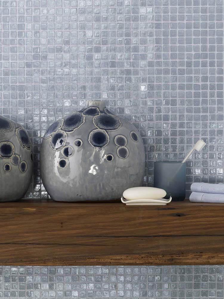 Casamood vetro chroma mosaico acqua