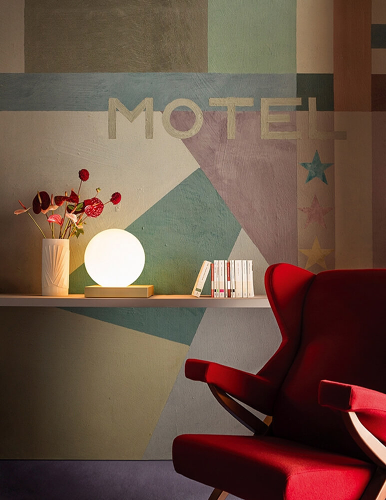Motel-futuriste