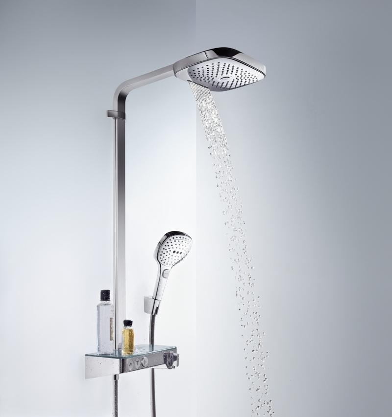 Hansgrohe raindance select 3jet showerpipe 39  hap93035 tif