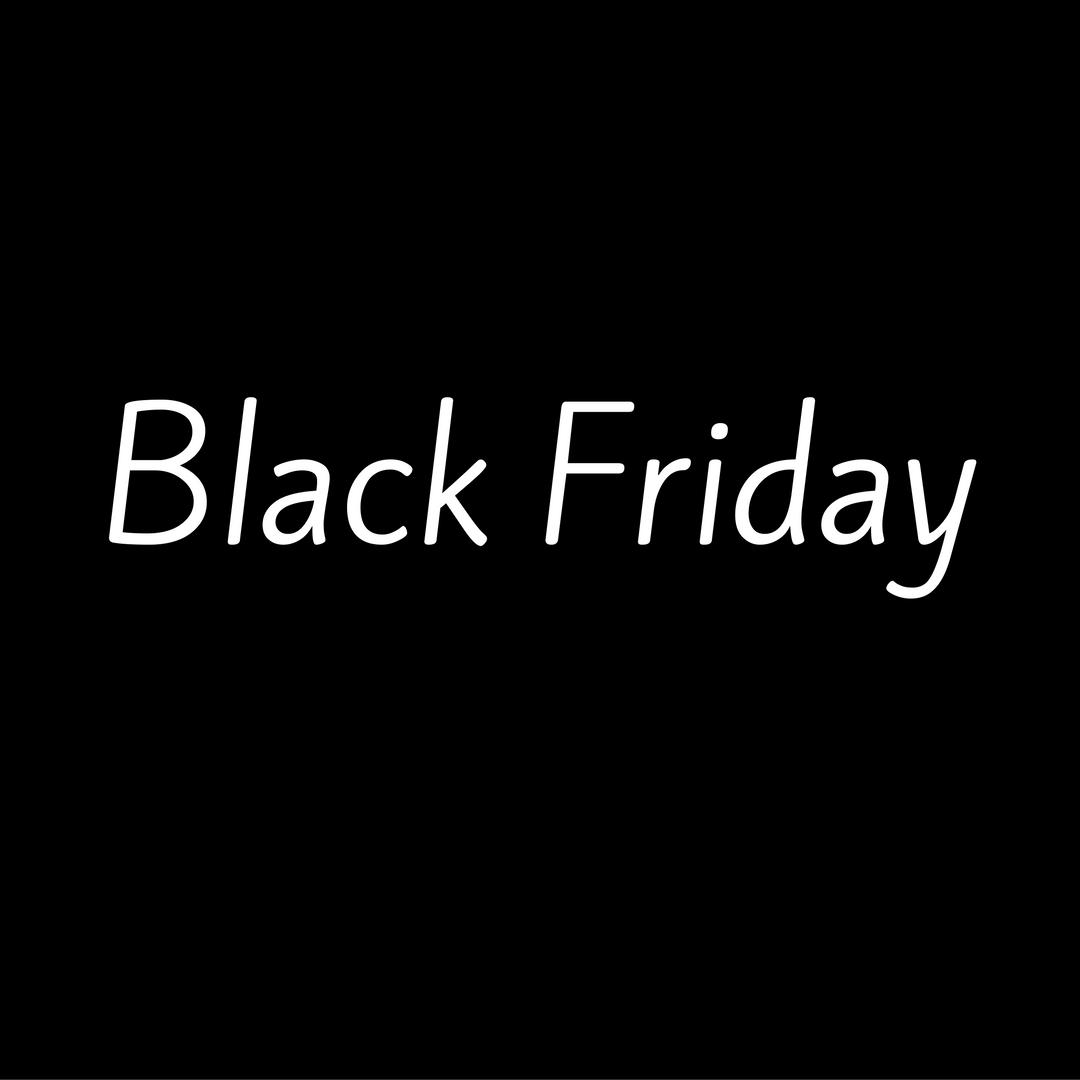 Black Friday u Et ceteri!